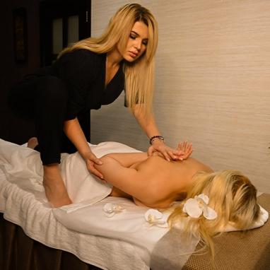 Stretching massage